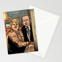 THAT WEIRD SCENE Stationery Cards