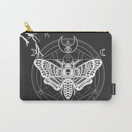 Witch Craft White Carry-All Pouch