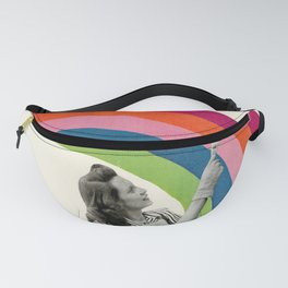 Paint a Rainbow Fanny Pack