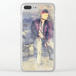 35-111 Clear iPhone Case