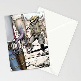 Revolvers & Wizardry Stationery Cards