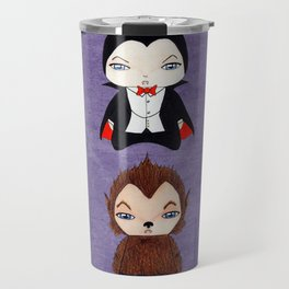A Boy - Universal Monsters Travel Mug