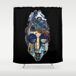 BOB. Shower Curtain