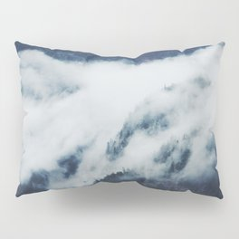 The Fog in the Trees Pillow Sham