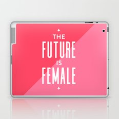 The Future is Female Laptop & iPad Skin