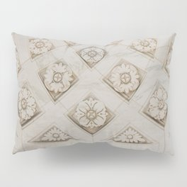 New York Public Library Architure Pillow Sham