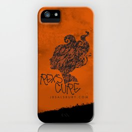 Rex's Cure iPhone Case