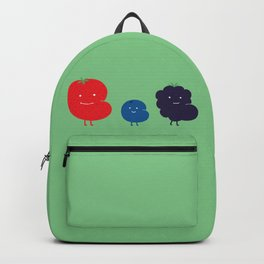Berry Fat Backpack