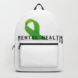 Mental Health Awareness Backpack