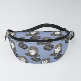 Your Bathroom Fanny Pack