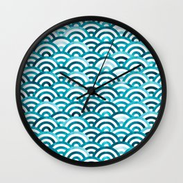 Japanese theme Wall Clock