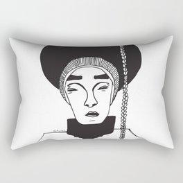 lost kingdom Rectangular Pillow