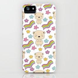 Cute bears iPhone Case
