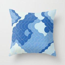Abstract Geometric Artwork 89 Throw Pillow