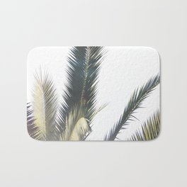 Palm Bath Mat