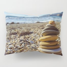 Stacked on the Shore Pillow Sham