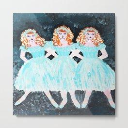Three Sisters~ Metal Print