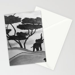 Safari View Stationery Cards