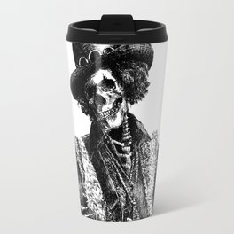 The Legend of Guitarist Travel Mug