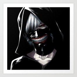 Tokyo Ghoul - Kaneki Ken Art Print