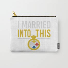 I Married Into This Carry-All Pouch