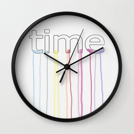 Time Wall Clock
