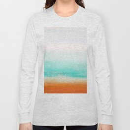 Waves and memories 02 Long Sleeve T-shirt