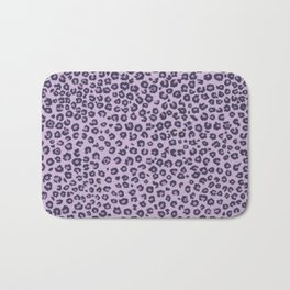 Pink cheetah Bath Mat