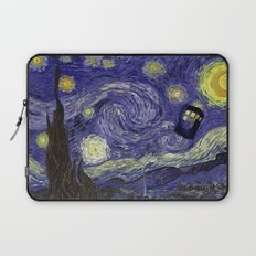 Doctor Who 010 Laptop Sleeve