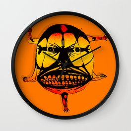 bomba Wall Clock