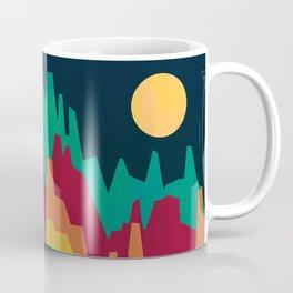 Rocky Landscape Coffee Mug