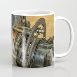Commutator  Coffee Mug