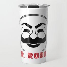 MR Robot Fsociety Travel Mug