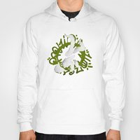 hiphop Hoodies featuring Hiphop by Lydia Wingbermuhle