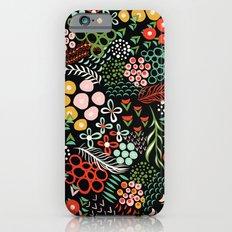 Winter Bouquet iPhone 6s Slim Case