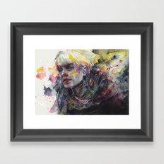 promises Framed Art Print