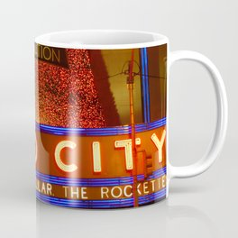 Radio City Music Hall, NYC Coffee Mug