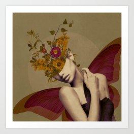 Butterfly22 Art Print