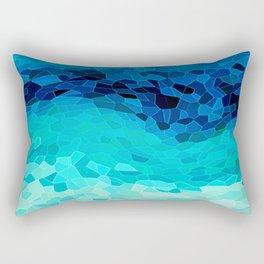 INVITE TO BLUE Rectangular Pillow