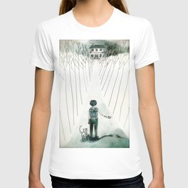 so lonely and so lost... T-shirt