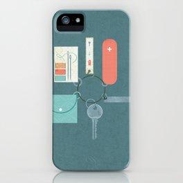 Prepared iPhone Case