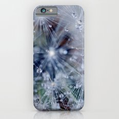 dandelion with rain drops Slim Case iPhone 6s