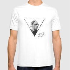 ASAP ROCKY Mens Fitted Tee White MEDIUM