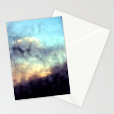 Early Winter Morning Stationery Cards