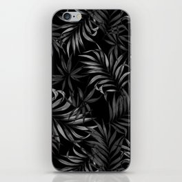 Dark Palms iPhone Skin