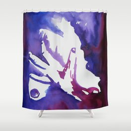 Cronoego Shower Curtain