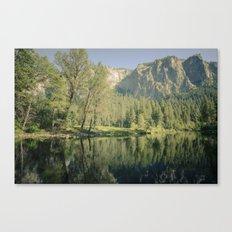 Merced River II Canvas Print