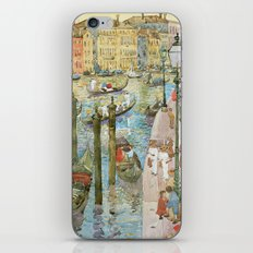 The Grand Canal, Venice iPhone & iPod Skin