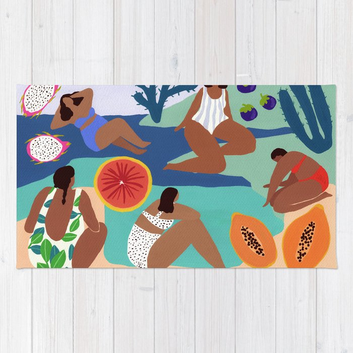 Fruity Bay Rug
