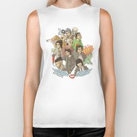 tattoos Biker Tanks featuring Zayn and his tattoos by Aki-anyway
